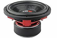 DS18 EXL-B12.4D Extremely Loud 12-Inch 2000 Watts Competition Subwoofer with Power Dual Voice Coil