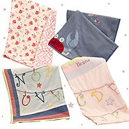 Shop Summer Baby Blankets Collection at Little West Street
