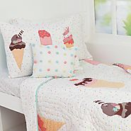 Shop the Scoops & Smiles Baby Bedding Set Collection at Little West Street