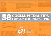 58 Social Media Ideas to Inspire Your Content Marketing [eBook]