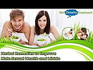 Herbal Remedies to Improve Male Sexual Health and Libido