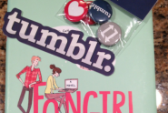 Tumblr launches the Reblog Book Club; first title: Rainbow Rowell's Fangirl