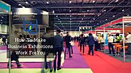 How to make Business Exhibitions Work for you - Blue Displays