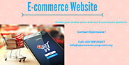 Create your Own Online store with our experts