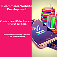 Hire our E-commerce Website developers in Malaysia