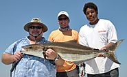 Orlando Fishing Charters - Orlando Fishing Guide For Redfish, Seatrout, and Black Drum Fishing Charters