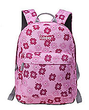 Printed backpack for Girls&Boys,Casual Polyester Daypack 20L for Men and Women