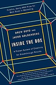 Inside the Box: A Proven System of Creativity for Breakthrough Results Kindle Edition