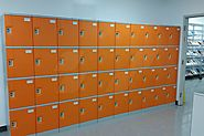 Library Lockers in the U.S.
