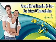 Natural Herbal Remedies To Cure Bad Effects Of Masturbation
