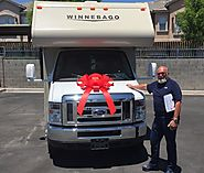 RV dealer Las Vegas - Best Time RV
