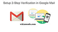 How to enable 2-step verification in Gmail