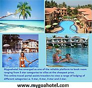 Get the Best Travel Package for Goa Vacation