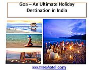 Affordable & Comfortable Hotels in Goa