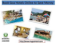 Cheap Goa Resorts With Best Deals
