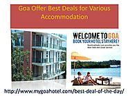 Beach Resorts and Hotels in Goa Book Online