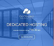 GoClouded - Dedicated Server Hosting Providers