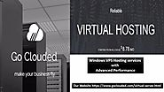 Windows VPS Hosting services with Advanced Performance