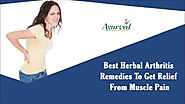 Best Herbal Arthritis Remedies To Get Relief From Muscle Pain