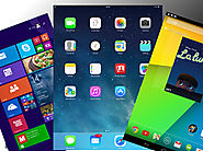 Apple iOS vs Android vs Windows 8 – what's the best compact tablet OS?