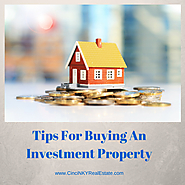 Investment Property Buying Tips