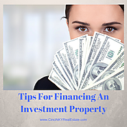 Financing An Investment Property Purchase