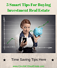 Five Great Tips For Buying An Investment Property