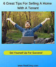 Six Smart Tips For Selling A Tenant Occupied Home