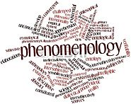 Phenomenology – for the course Practice Based Research in the Arts, Stanford University – Medea