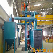 Steel Structure Shot Blasting Machine