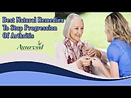 Best Natural Remedies To Stop Progression Of Arthritis - YouTube