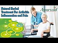 Natural Herbal Treatment For Arthritis Inflammation and Pain