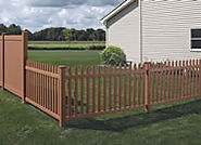 Vinyl Fencing Priced By The Foot