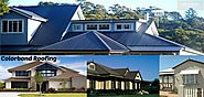 Advantages of a new colorbond roofing
