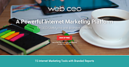 SEO Software Platform by WebCEO: Enterprise SEO Tools w/ White Label Reporting