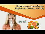 Herbal Immune System Booster Supplements To Protect The Body