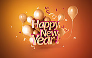 Happy New Year Wishes With Images | New Year Wishes