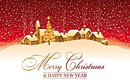 Merry Christmas And Happy New Year Wishes & Messages