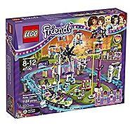 LEGO Friends Amusement Park Roller Coaster #41130