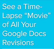 How to Play Back a 'Movie' of All Your Google Docs Revisions