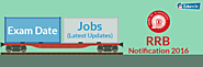 Railway Recruitment Board Notification