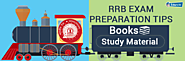 RRB Preparation Books