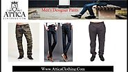 Men's Designer Pants