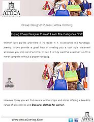 Cheap Designer Purses