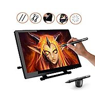 Ugee UG2150 21.5 Inches IPS Screen HD Resolution Drawing Monitor Interactive Pen Display with 2 Original Pens, 1 Draw...