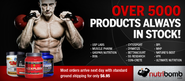 Nutribomb Discount Top Bodybuilding Supplements