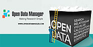 Open Data Manager Advanced and More Practical Features