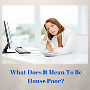 What Does It Mean To Be House Poor? - Cincinnati and Northern Kentucky Real Estate