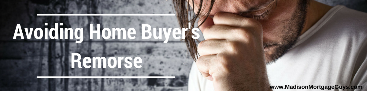 Headline for Avoiding Home Buyers Remorse: Top Resources