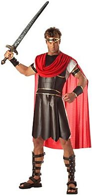 California Costumes Men's Adult-Hercules Costume